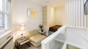 Studio Serviced Apartment in Central Marylebone