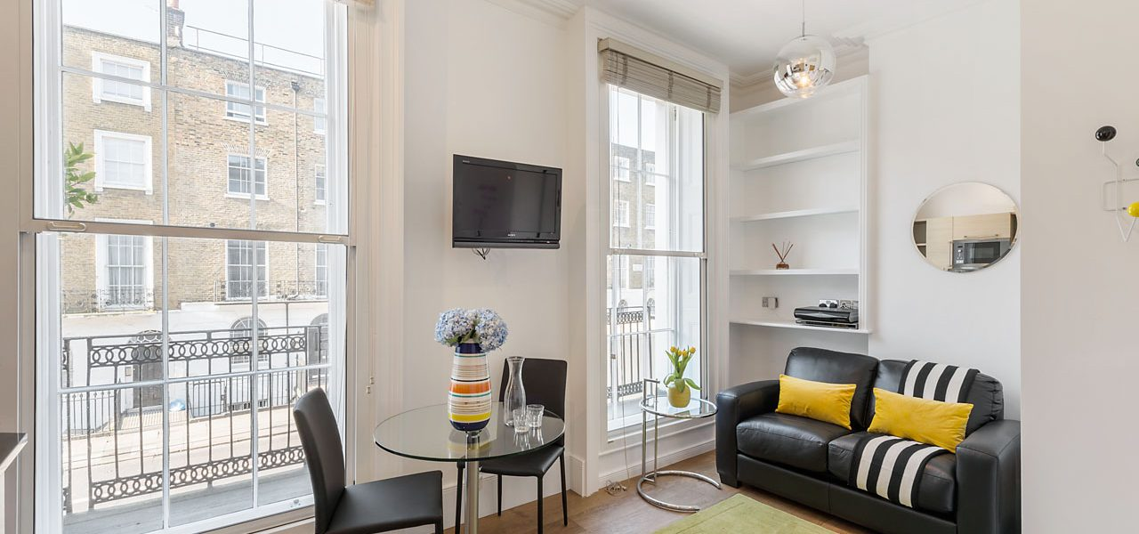 Luxury Serviced Apartments in Chelsea and Marylebone