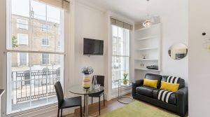 1 Bedroom Standard Serviced Apartment in Marylebone, Regents Park