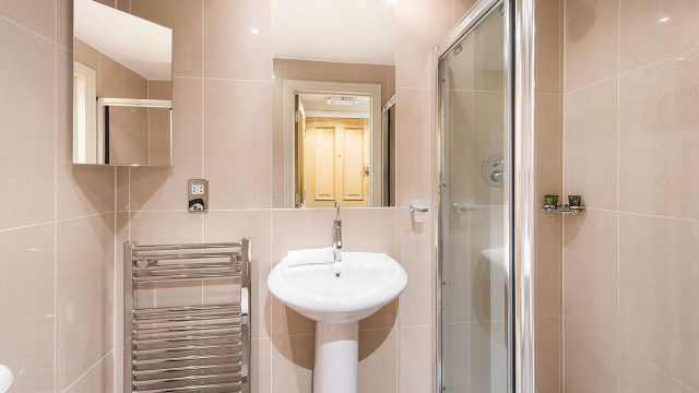 Short Stay bathroom, Marylebone