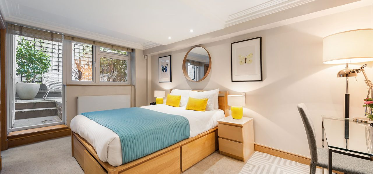 Luxury serviced apartments in chelsea and marylebone for One bedroom senior apartments