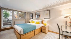 Marylebone Central – One Bedroom Serviced Apartment – Senior
