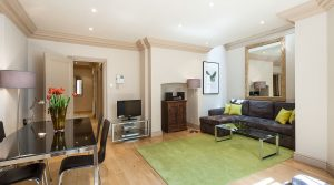 Chelsea – 2 Bedroom Serviced Apartment – Senior