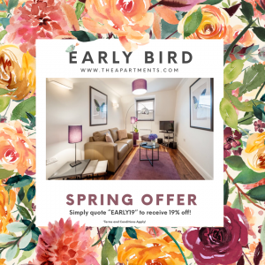 Spring Early Bird - Long Stay