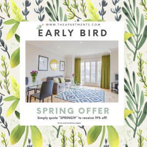 Spring Early Bird - Short Stay