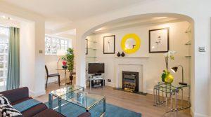 Chelsea – 1 Bedroom Serviced Apartment – Junior