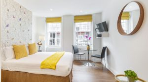 Marylebone Central – Studio Serviced Apartment – Standard