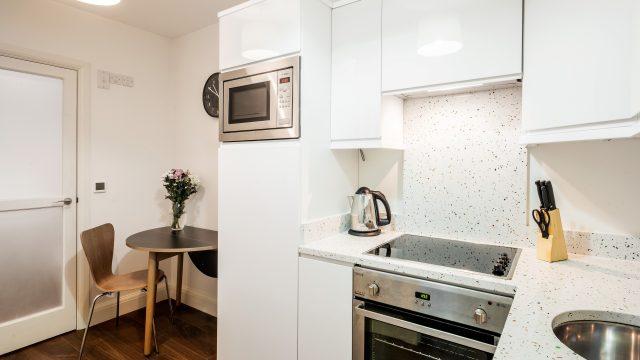 Marylebone Service Studio -  Kitchen Living