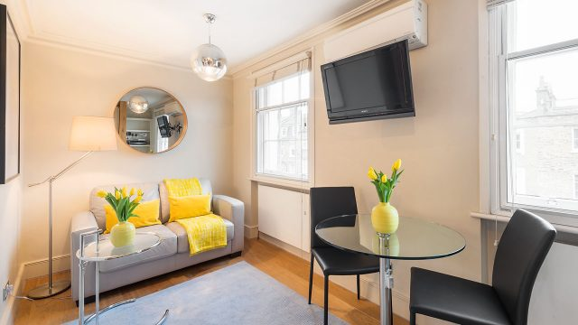 Short Stay bathroom Marylebone
