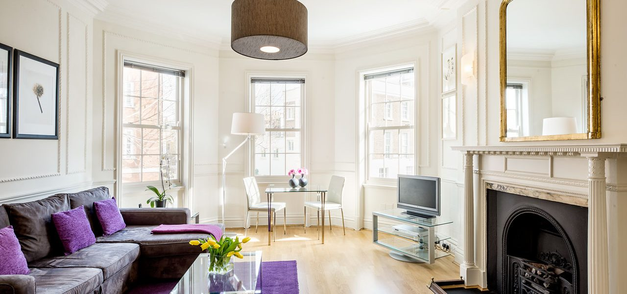 Chelsea – 1 Bedroom Serviced Apartment – Standard