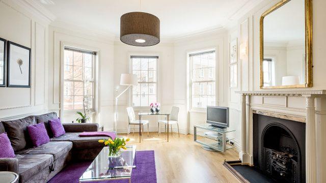 Flat 2, SA, Livingroom 14