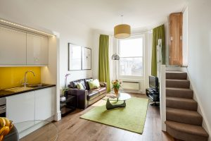 Chelsea Junior One Bedroom apartment in Chelsea. Seconds from the King's Road, and just 4 minutes walk from Sloane Square.