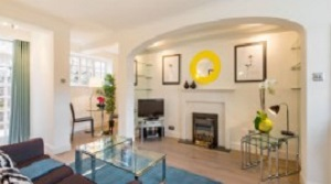 Junior 1 Bedroom Serviced Apartment In Chelsea