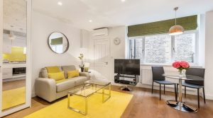Marylebone Central – Studio Serviced Apartment – Senior
