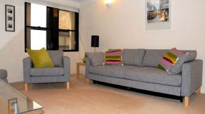 Monument – One Bedroom Serviced Apartment – Superior