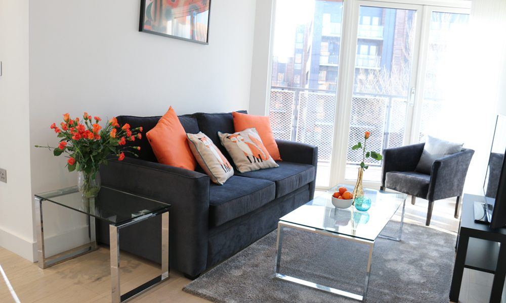 Old Street – One Bedroom Serviced Apartment – Executive