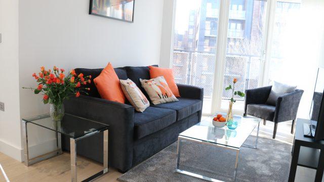 Banyan flat 21, One Bed Lounge 2