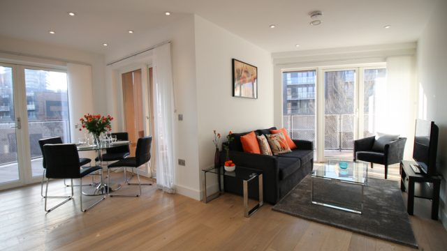 Banyan flat 21, One Bed Lounge