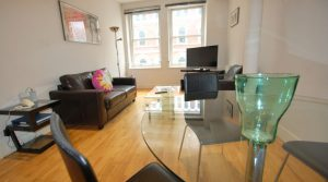 St Pauls – 1 Bedroom Serviced Apartment – Superior