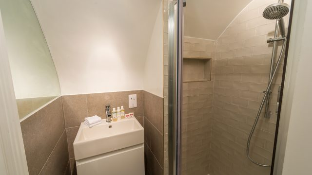Marylebone serviced studio shower room 1, 26