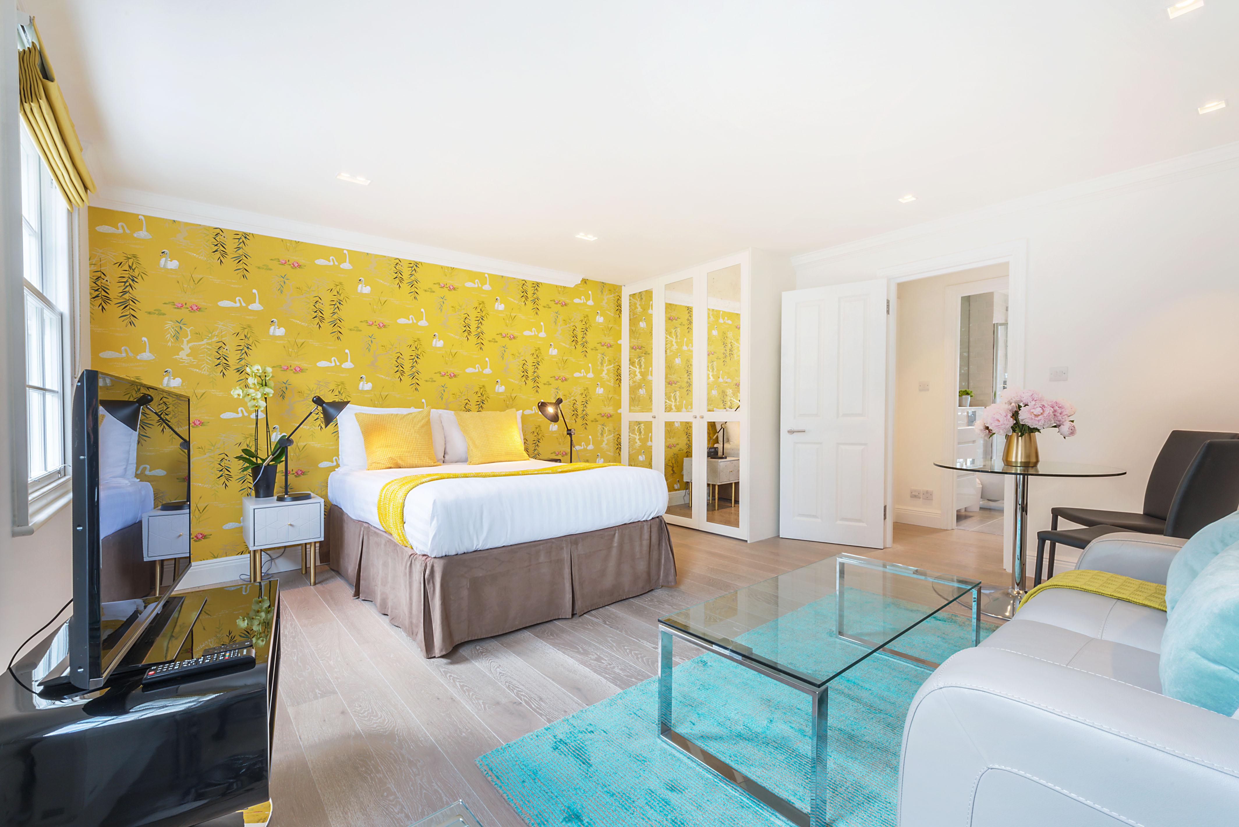 Serviced Studio Apartment Marylebone, London | Long Stay ...