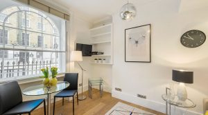 Marylebone Regents Park – 1 Bedroom Serviced Apartment – Standard