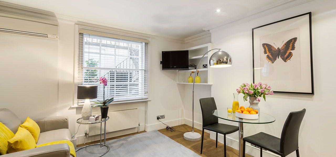 Marylebone Regents Park – 1 Bedroom Serviced Apartment – Large Superior