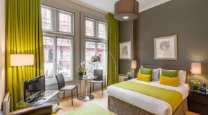 Chelsea – Studio Serviced Apartment – Standard