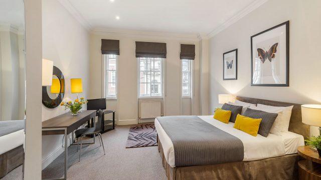 Flat 1, 49DP, Bedroom 15