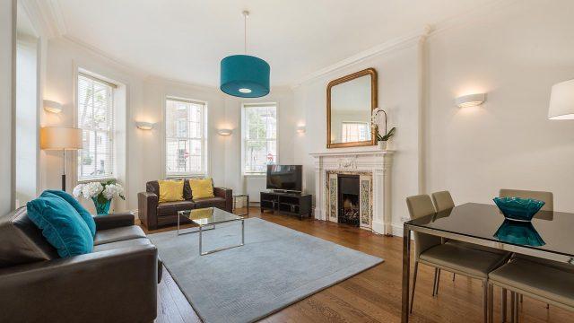 Flat 1, SA, Livingroom 13
