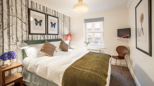Flat 3, 67 Bedroom