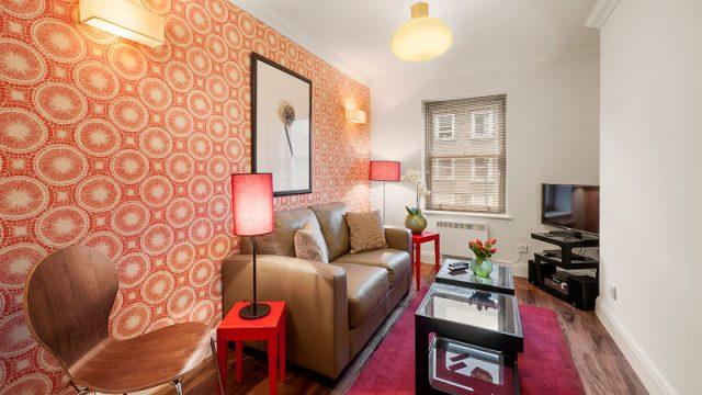 Flat 3, 67 Living Room