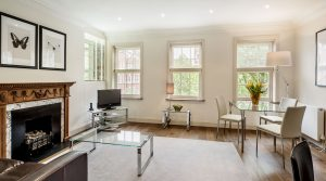 Chelsea – 1 Bedroom Serviced Apartment – Superior