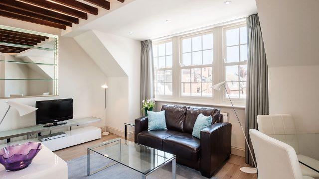 Flat 5, SA, Livingroom 13